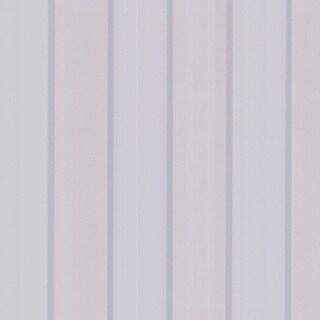 Eden Purple Stripe Wallpaper