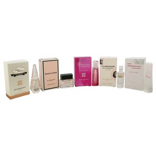 Givenchy Les Creations Parfums Women's 5-piece Mini Fragrance Set