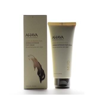 Ahava Leave-On Deadsea Mud Dermud 3.4-ounce Intensive Foot Cream