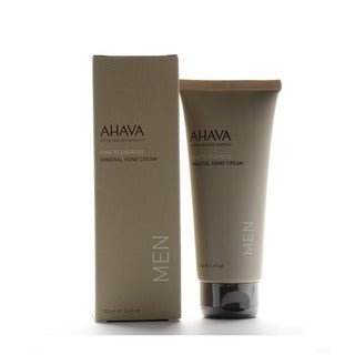 Ahava Time To Energize Mineral 3.4-ounce Hand Cream