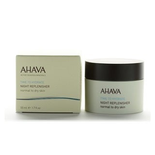 Ahava Time To Hydrate 1.7-ounce Night Replenisher for Normal to Dry Skin