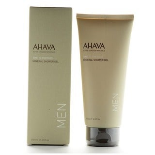 Ahava Men Time To Energize Mineral 6.8-ounce Shower Gel