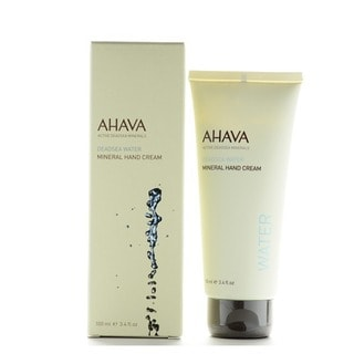 Ahava Deadsea Water Mineral 3.4-ounce Hand Cream