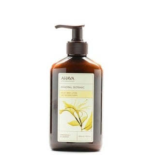 Ahava Mineral Botanic Honeysuckle and Lavender 13.5-ounce Body Lotion