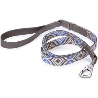 kathy ireland Loved Ones Fashion Dog Leash 4ft-Blue