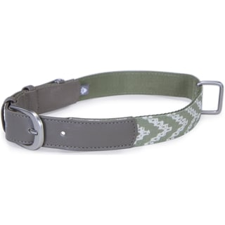 Kathy Ireland Loved Ones Fashion Dog Collar- Extra Small-Green
