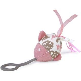 kathy ireland Loved Ones Catnip Fish Launcher-Pink