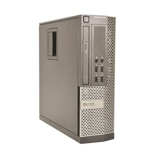 Dell Optiplex 990 Intel Core i5-2400 3.1GHz 2nd Gen CPU 4GB RAM 750GB HDD Windows 10 Pro Small Form