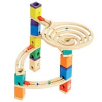 Hape The Roundabout Marble Run Raceway Toy