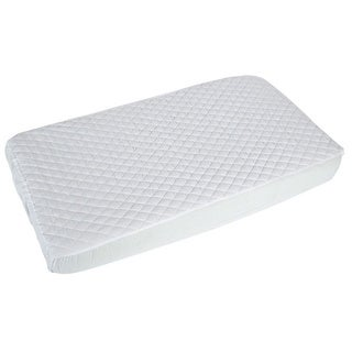 Summer Infant Quilted Waterproof Fitted Crib Mattress Pad