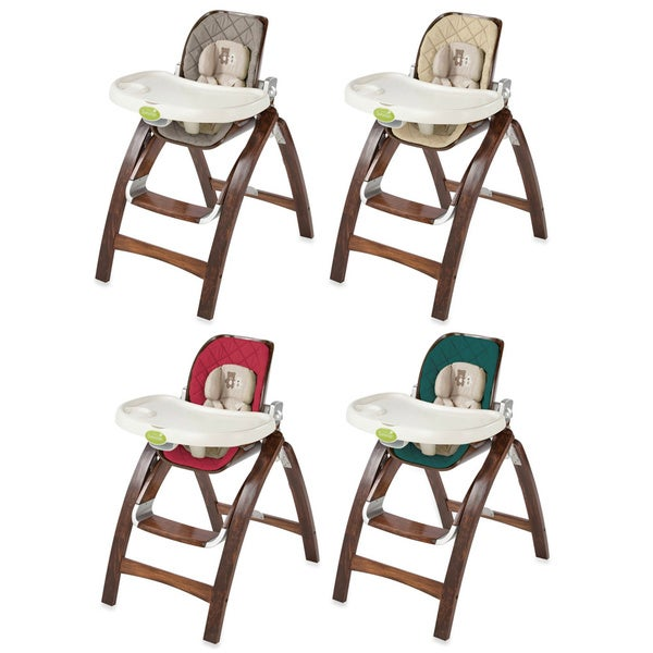 Attirant Summer Infant Bentwood High Chair