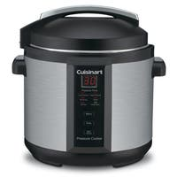 Cuisinart CPC-600FR 6-Quart Electric Pressure Cooker (Refurbished)