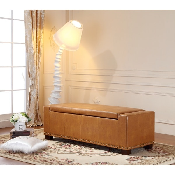 Awe Inspiring Shop Royal Comfort Koket Luxury Light Brown Faux Leather Uwap Interior Chair Design Uwaporg