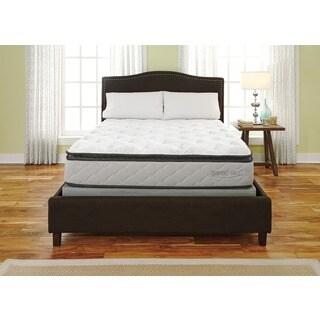 Sierra Sleep Mount Whitney Pillow Top King-size Mattress or Mattress Set