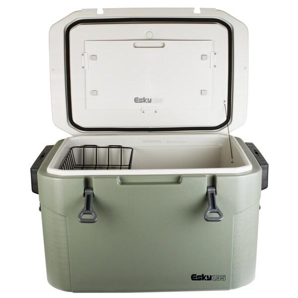 Coleman Esky 135-Quart Khaki Cooler