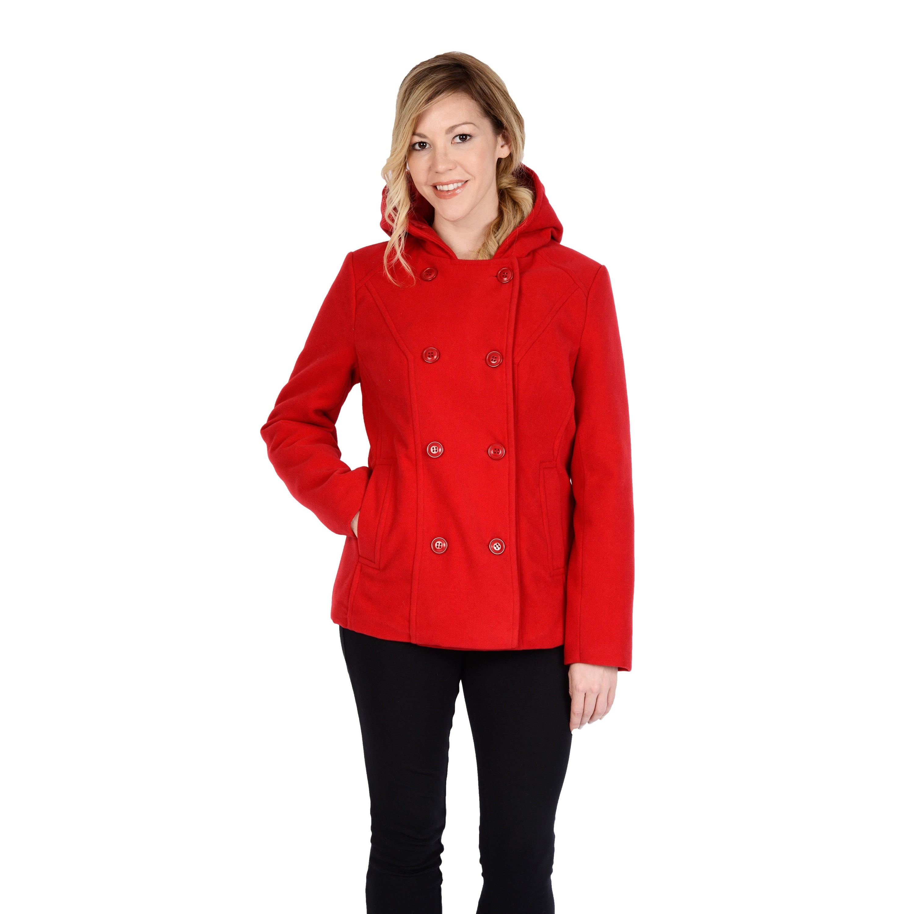 Shop the latest styles of Womens Peacoat Coats at Macys. Check out our designer collection of chic coats including peacoats, trench coats, puffer coats and more! Red (27) Tan/Beige (13) White (1) Celebrity Pink Juniors' Plus Size Hooded Peacoat.
