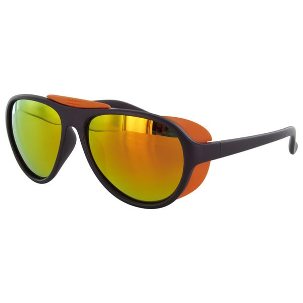 91a391ba99b5 Vuarnet Extreme Unisex   x27 VE 7008  x27  Oval Polarized Aviator Sunglasses