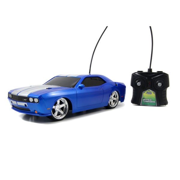 2012 Dodge Challenger 1:16 BTM Remote Control Car