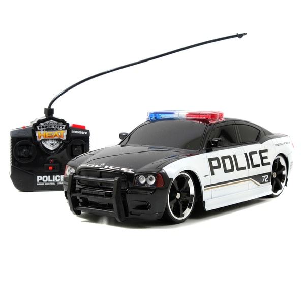 2006 Dodge Charger 1:16 RC Car with Lights and Sounds