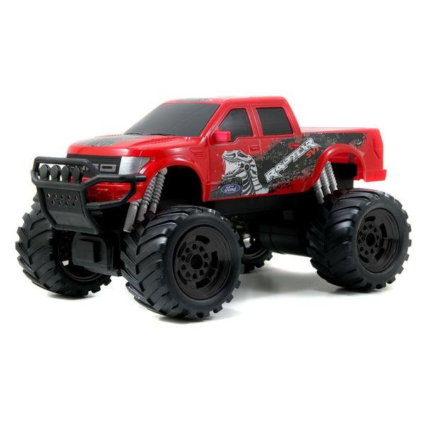2011 ford f 150 svt raptor 1 16 remote control truck. Black Bedroom Furniture Sets. Home Design Ideas