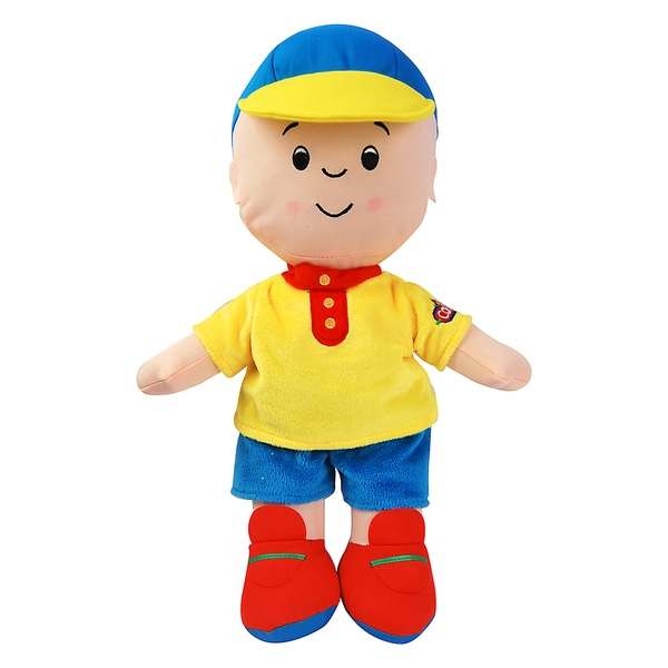 Imports Dragon Caillou 15-inch Plush Doll