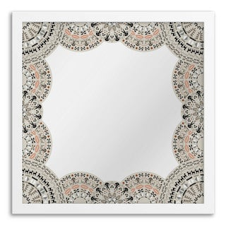 Gallery Direct Doily Hanging Mirror Wall Art