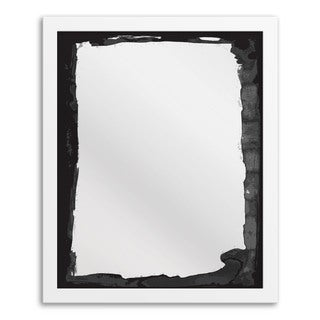 Gallery Direct Grunge II Mirror Art