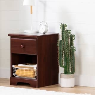 Summer Breeze Collection Chocolate Night Stand|https://ak1.ostkcdn.com/images/products/9561968/P16743229.jpg?impolicy=medium