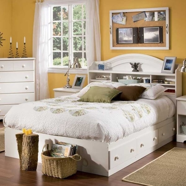 South Shore Summer Breeze Full Bed