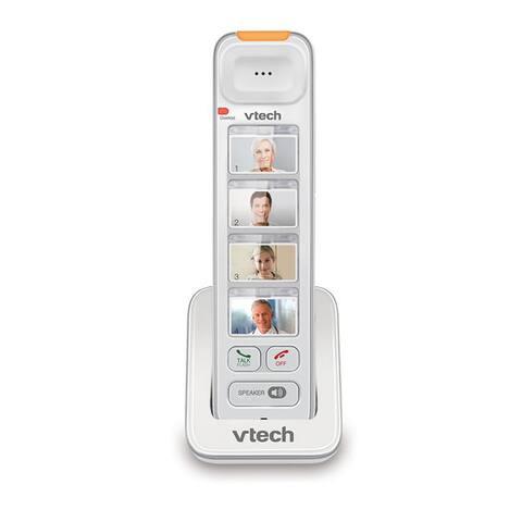 Vtech SN6307 CareLine Photo Speed Dial Cordless Handset