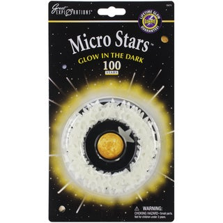 Glow In The Dark Pack-Micro Stars