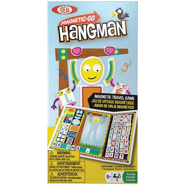 Magnetic Go-Hangman
