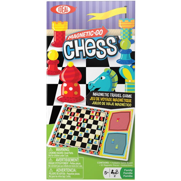 Magnetic Go-Chess