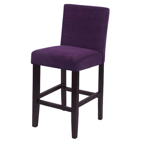 Aprilia Upholstered Transitional Counter Chairs (Set of 2)