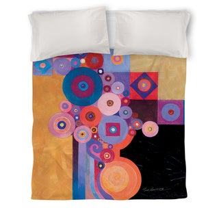 Peg and Spokes Gear Duvet Cover