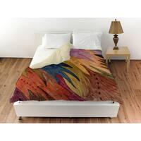 Autumn Flight Duvet Cover