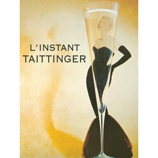 Portfolio Canvas Decor  L'Instant Taittinger Gallery-wrapped Canvas
