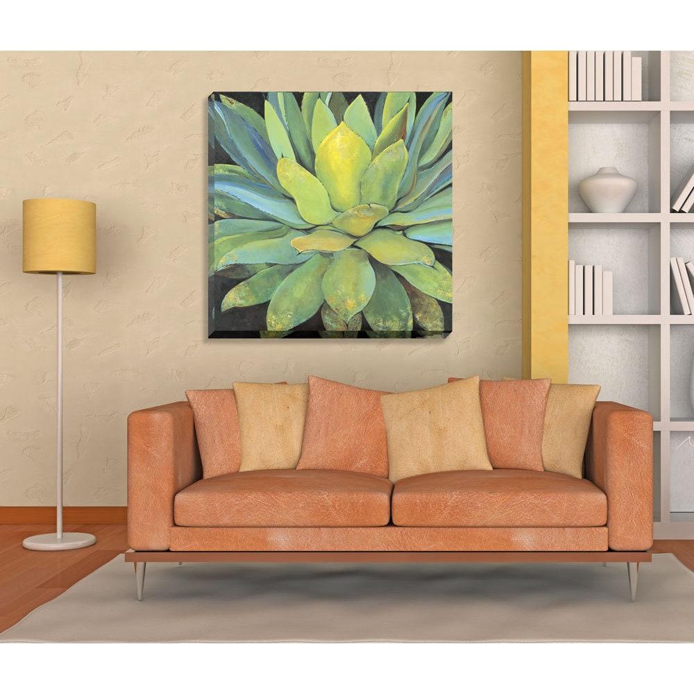 shop havenside home portfolio canvas decor agave large printed