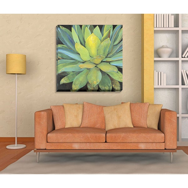 Canvas Wall Decor portfolio canvas decor 'agave' large printed canvas wall art