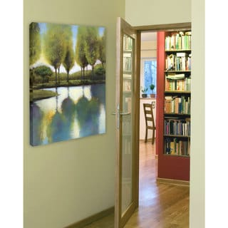 top product reviews for portfolio canvas decor trees in reflection