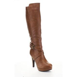 Forever Della-57 Women's Stiletto Knee High Boots