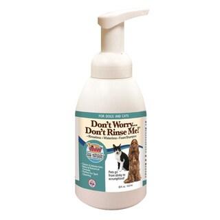 Ark Natural Waterless 18-ounce Foam Pet Shampoo