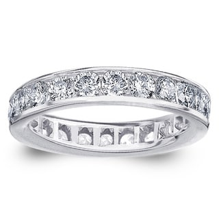 Amore Platinum 2ct TDW Diamond Wedding Ring (G-H, SI1-SI2)