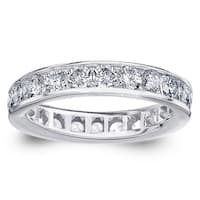 Amore Platinum 2ct TDW Diamond Wedding Ring