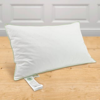 Fossflakes Polyethylene Firm Density Pillow