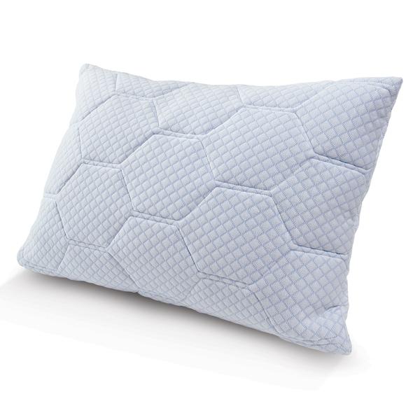 Cooling Gel Reversible Memory Foam Loft Pillow