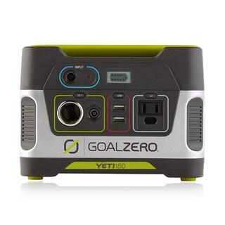 Goal Zero Yeti 150 Plastic Solar Generator
