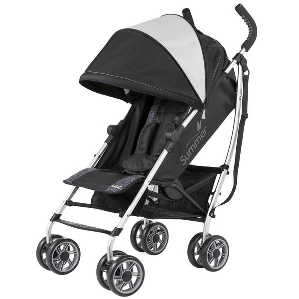 Shop Summer Infant 3d Zyre Convenience Stroller In Glacier