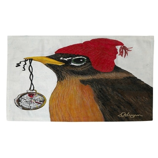 You Silly Bird Grafton Rug (2' x 3')