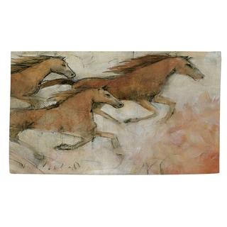 Horse Fresco II Rug (2' x 3') - 2' x 3'